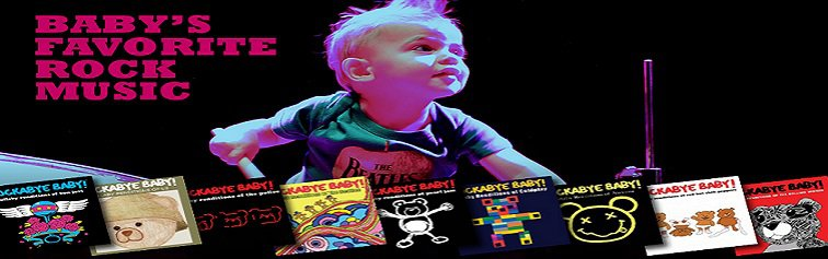 Rockabye Baby | Rock Lullaby cd's