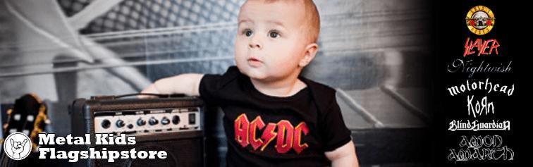 Metal Baby Kleding