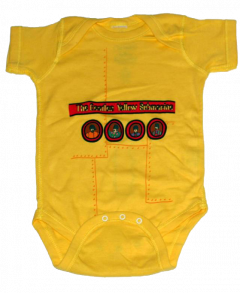 Beatles romper baby Yellow Submarine
