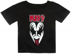Kiss Kinder T-shirt Demon Child