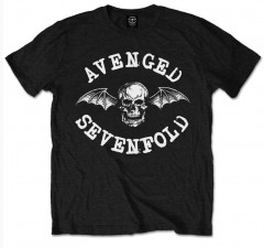 Avenged Sevenfold Logo Kids T-shirt