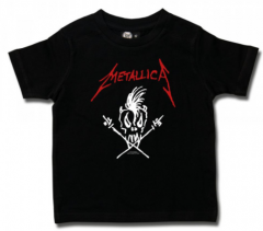 Metallica Kinder T-shirt - Little Horseman (Clothing)