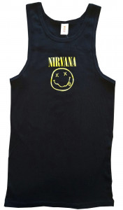 Nirvana kinder rock hemd Smiley