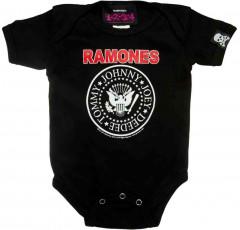 Ramones Baby Onesie Body Romper Logo Ramones