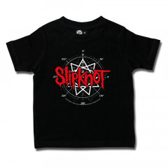 Slipknot Kinder kleding rock metal T-shirt Logo (Clothing)