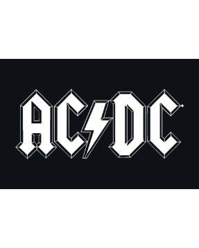 AC/DC slabber voor rockende knoeiers |  100% Katoen