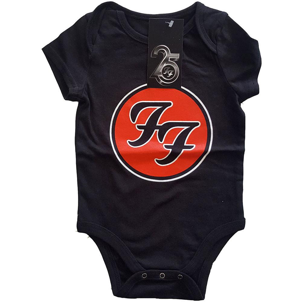 Foo Fighters romper Logo Red