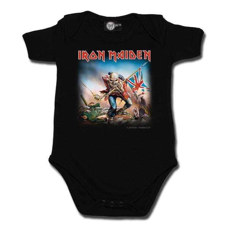Iron Maiden Romper Trooper