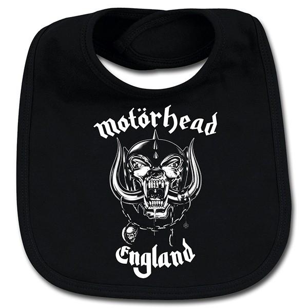 Motörhead slabber voor rockende knoeiers   100% Katoen