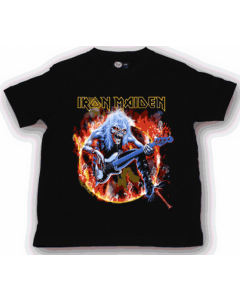 "Iron Maiden Kinder T-shirt ""Eddie"" 