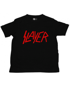 Slayer Kinder T-shirt Logo Red