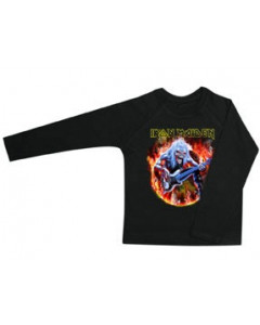 Iron Maiden FLF kinder shirt longsleeve – IRON MAIDEN