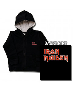 Iron Maiden Logo kinder sweater-trui (print on demand)