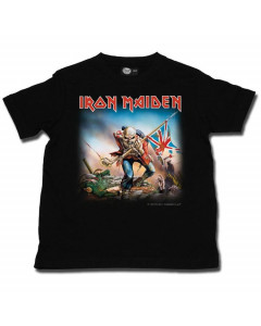 "Iron Maiden Kinder T-shirt ""Trooper"" 