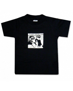 Sonic Youth kinder T-shirt Black Goo