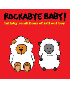 Rockabyebaby Fall Out Boy CD