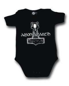 Amon Amarth romper baby Hammer – METAL romper babys