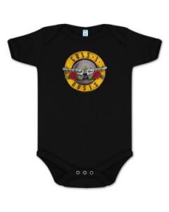 Guns 'n Roses rompertje voor stoere baby's