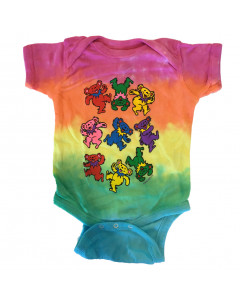 Grateful Dead Baby romper Bears