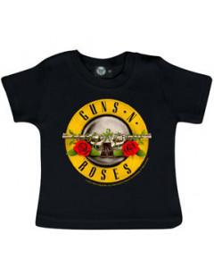 """Guns N Roses baby t-shirtje """"Logo"""" Guns 'n Roses shirt"""