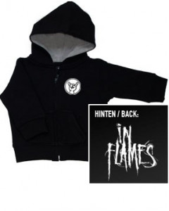 In Flames Logo kinder sweater-trui (print on demand)