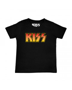 Kiss Kinder T-shirt Logo