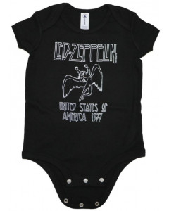 Led Zeppelin Romper Classic