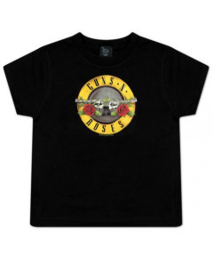 Guns and Roses kinder T-shirt Bullet
