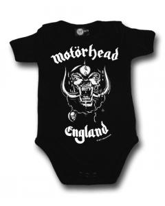Motorhead baby romper England – Stoere Baby Kleding