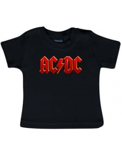 Baby T-shirt AC/DC Logo Colour