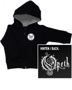 Opeth Logo kinder sweater-trui (print on demand)