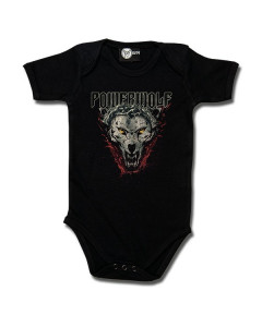 Powerwolf romper baby Icon Wolf