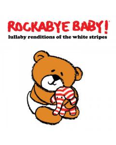 Rockabyebaby White Stripes CD
