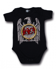 Slayer Rompertje Silver Eagle baby metal  rompertjes