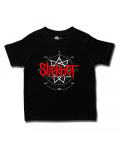 Slipknot Kinder T-shirt Scribble
