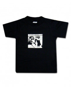 Sonic Youth baby T-shirt Black Goo