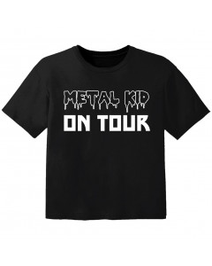 metal kids t-shirt metal kid on tour