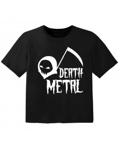 metal kids t-shirt death metal