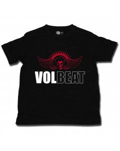 Volbeat Kinder T-shirt Skullwing