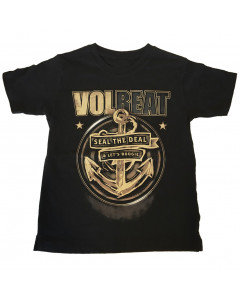 Volbeat Kids T-shirt Seal the deal