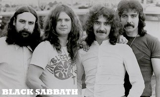 Black Sabbath rock baby kleding