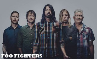 Foo Fighters rock baby kleding