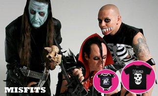 Misfits rock baby kleding