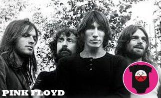 Pink Floyd rock baby kleding