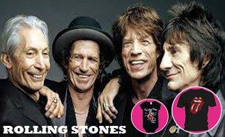 Rolling Stones rock baby kleding