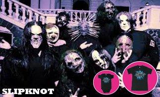 Slipknot rock baby kleding