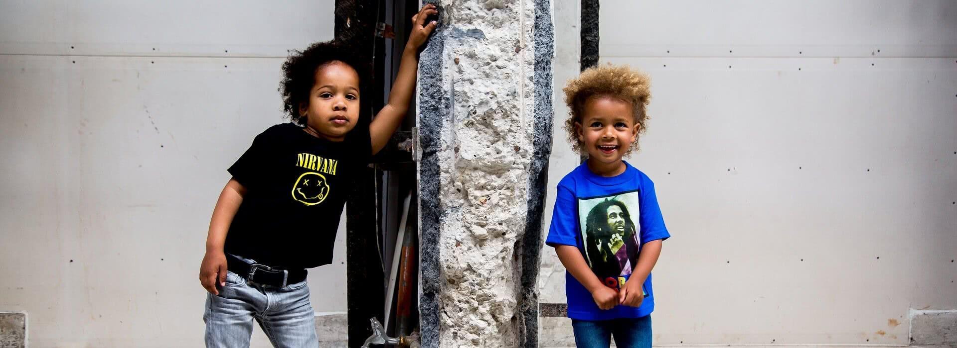 Kids rock kleding