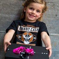 Stoere baby kleding, rompers en kinder t-shirts